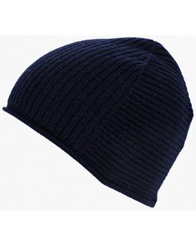 Синяя шапка осенняя United Colors Of Benetton