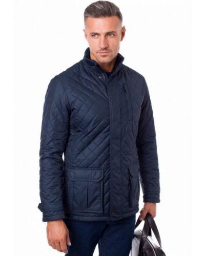 Утепленная куртка - синяя Arber