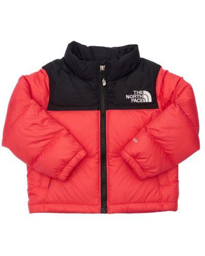 Куртка винтажная - розовая The North Face