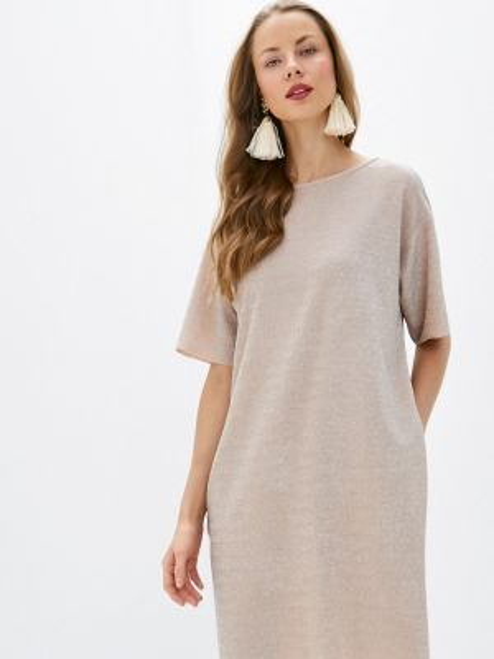 Вечернее платье - бежевое Sultanna Frantsuzova