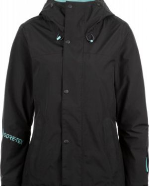 Куртка с капюшоном черная спортивная O`neill