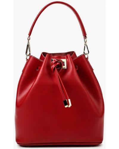 Кожаная сумка итальянский Roberta Rossi