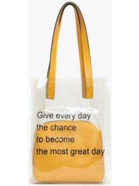 Кожаная сумка шоппер весенний Keddo