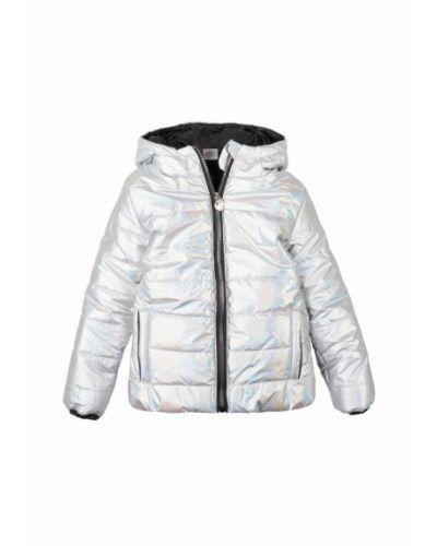 Куртка серебряный Одягайко