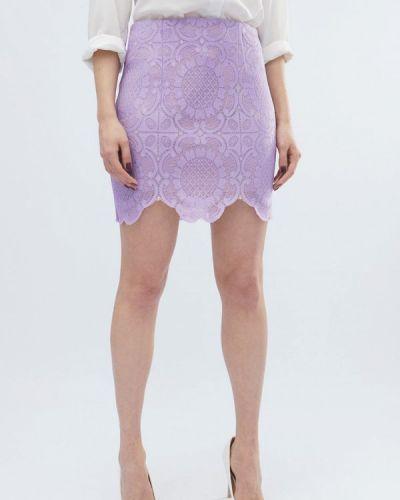 Юбка фиолетовый Carica&x-woyz