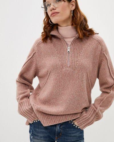 Розовый свитер Zadig & Voltaire