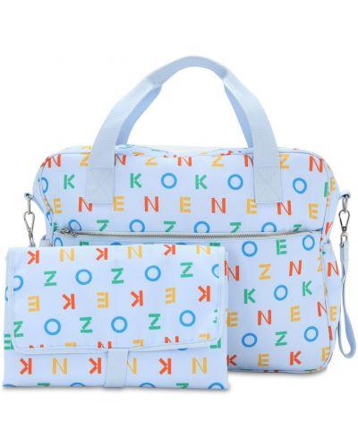 Nylon torba na ramieniu Kenzo Kids