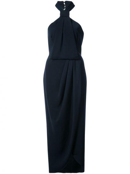 Платье с запахом с вырезом Shona Joy