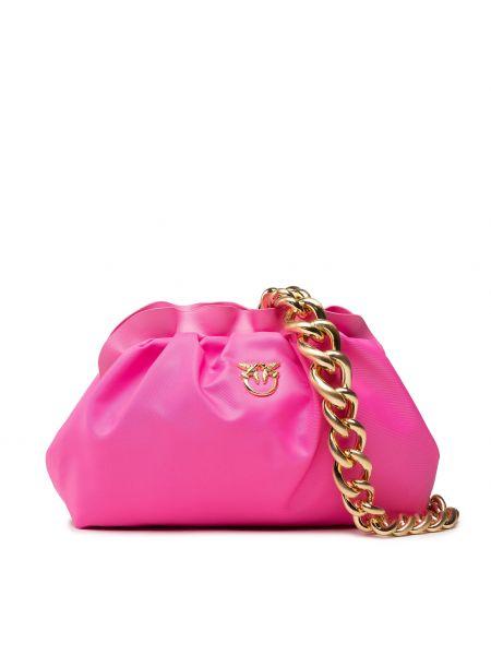 Łańcuszek - różowy Pinko