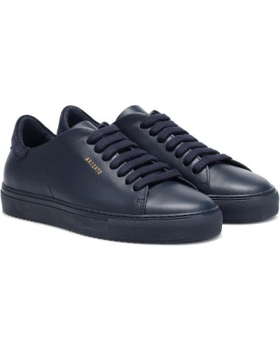 Кожаные кроссовки Axel Arigato