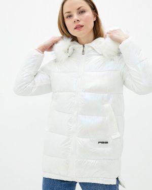 Утепленная куртка - белая Allegri