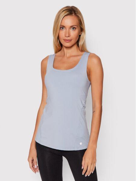 Niebieska koszulka Deha