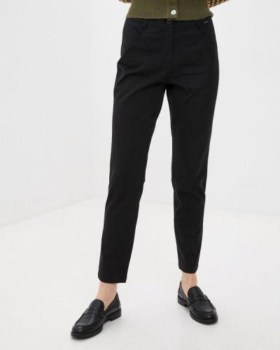 Повседневные черные брюки Bulmer