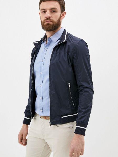 Синяя облегченная куртка Jackets Industry