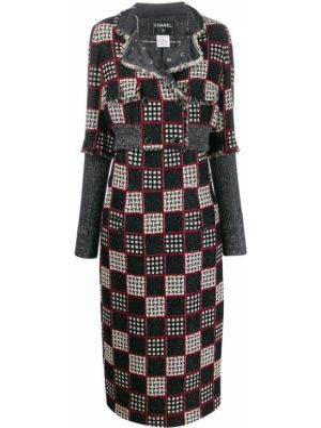 Garnitur kostium długo Chanel Pre-owned