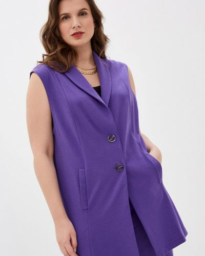 Жилетка - фиолетовая Lina