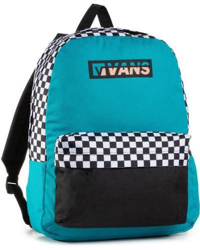 Niebieski sport plecak Vans