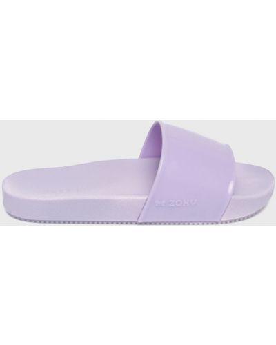 Сандалии фиолетовый Zaxy