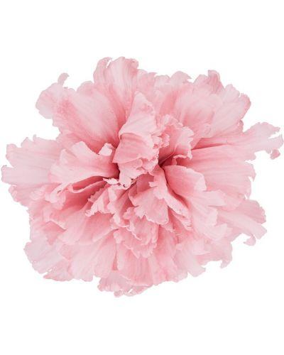 Розовая брошь Gucci