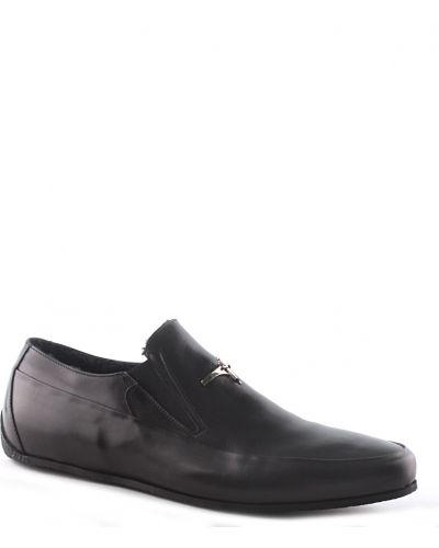 Черные туфли Cesare Paciotti