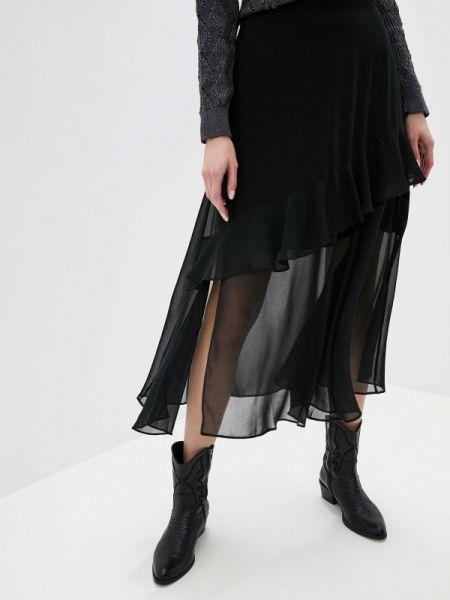 Платье осеннее широкое Adl