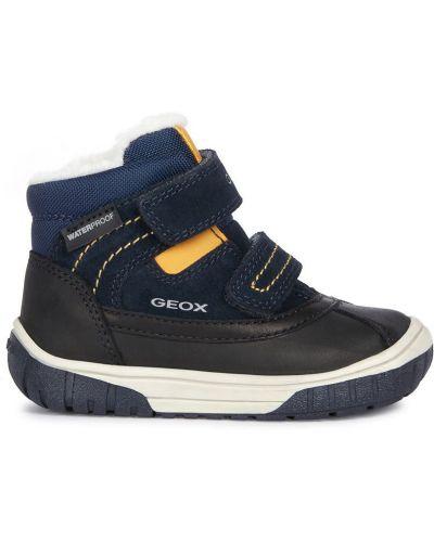 Ботинки синие темно-синий Geox