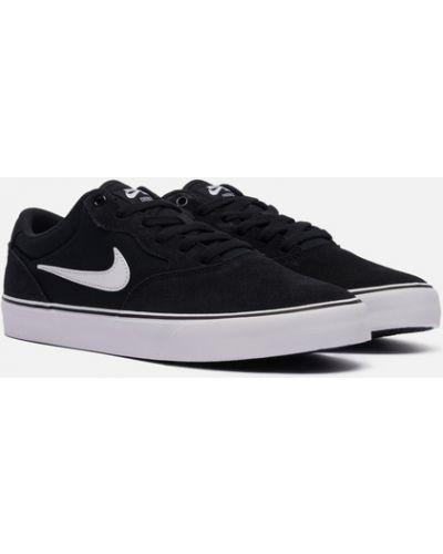Текстильные кроссовки Nike Sb