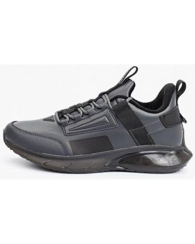 Низкие кроссовки - серые Strobbs