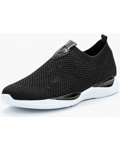 Черные кроссовки Damerose