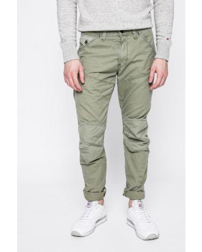 Зауженные брюки с карманами из полиэстера G-star Raw