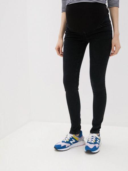 Черные джинсы Euromama