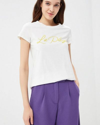 Белая футболка Vero Moda
