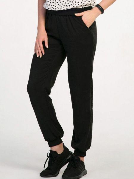 Черные брюки Petit Pas