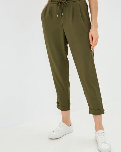 Повседневные брюки хаки Sela