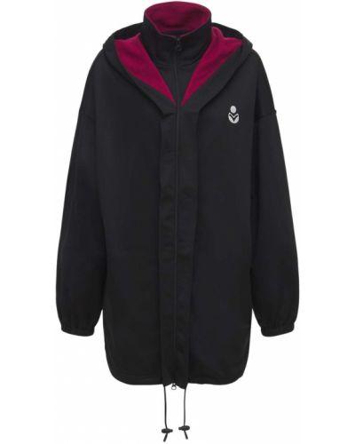 Черная куртка с манжетами Isabel Marant Étoile