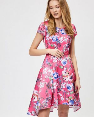 Платье - розовое D'she