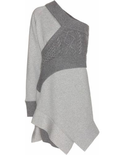 Платье через плечо платье-майка Burberry