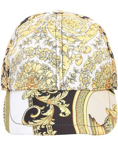 Baseball kapelusz elastyczny Versace
