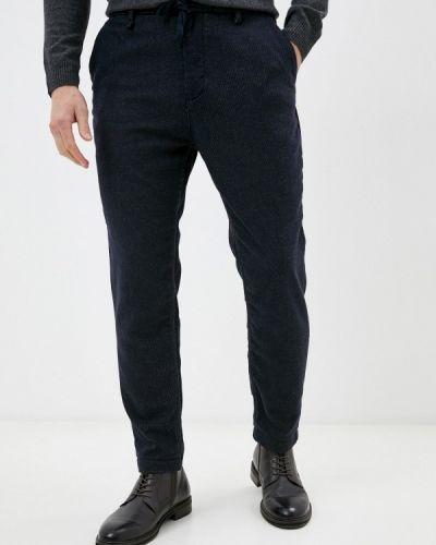 Зауженные серые брюки Antony Morato