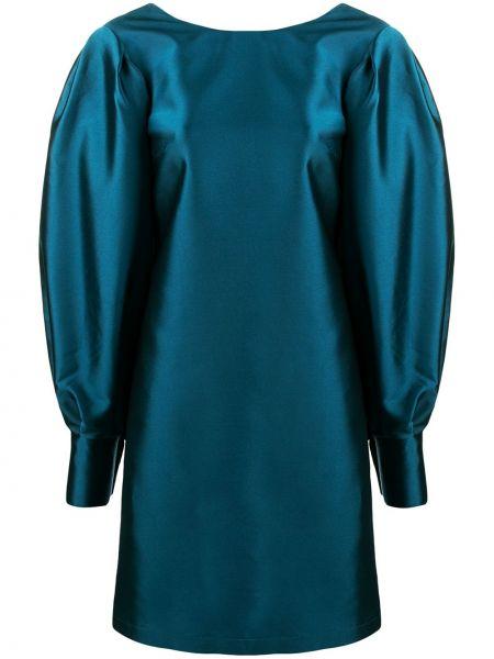 Платье мини с открытой спиной на пуговицах Lautre Chose