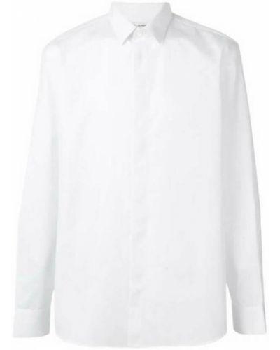 Biała koszula - biała Saint Laurent