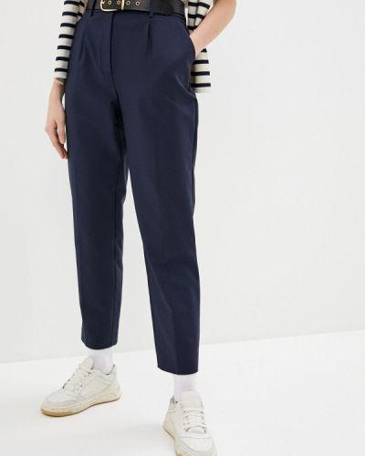 Повседневные синие брюки Befree