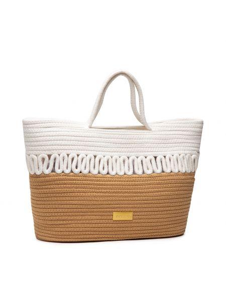Biała torebka Gioseppo