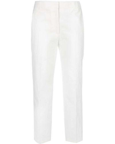 Классические брюки укороченные прямые Thom Browne