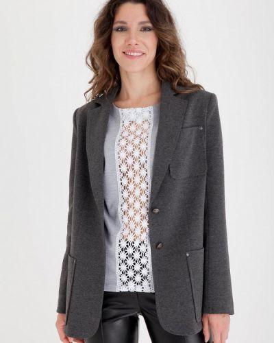 Пиджак - серый Gregory