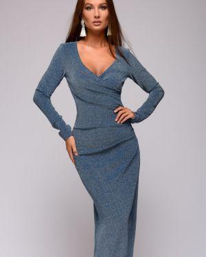 Вечернее платье с запахом платье-сарафан 1001 Dress