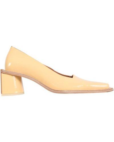 Beżowe sandały Miista