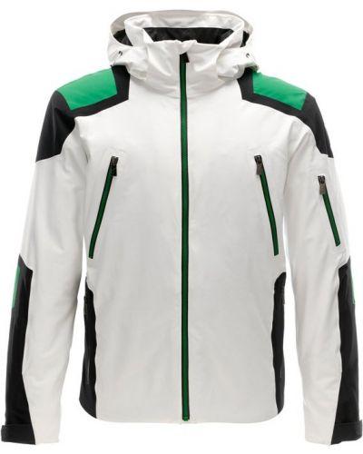 Куртка с капюшоном горнолыжная кожаная Toni Sailer