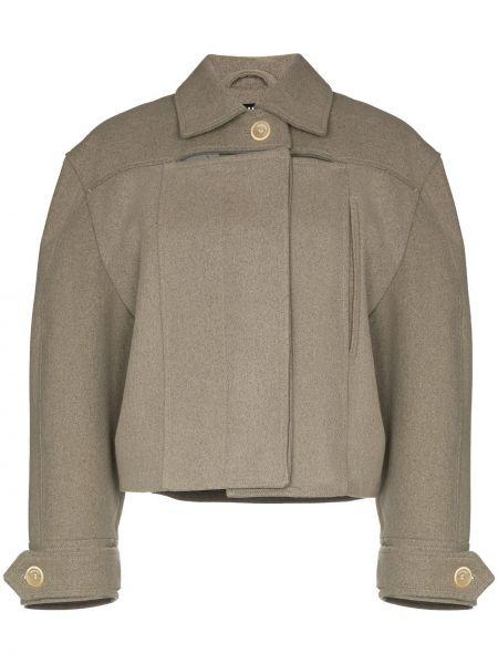 Свободный шерстяной пиджак свободного кроя Jacquemus