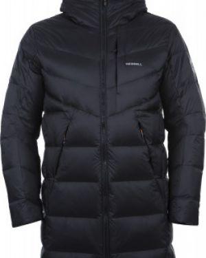 Куртка с капюшоном черная спортивная Merrell